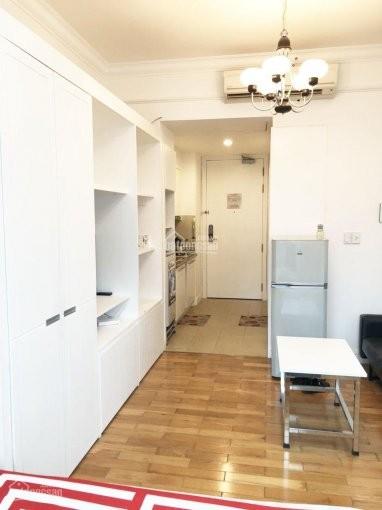 Officetel The Manor cần cho thuê rộng 38m2, đủ đồ dùng, giá 10 triệu/tháng, 38m2, 1 phòng ngủ, 1 toilet