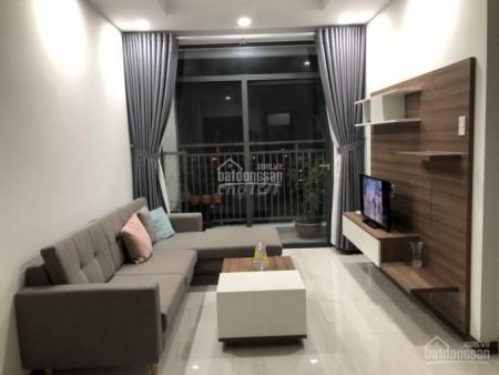 Căn hộ rộng 71m2, 2 PN, xây dựng kiên cố, cc Sunrise City View, có sẵn đồ, giá 12.5 triệu/tháng, 70m2, 2 phòng ngủ, 2 toilet