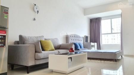 Sunrise City Quận 7 có căn hộ rộng 40m2, 1 PN, dạng Officetel, có nội thất, giá 10 triệu/tháng, 40m2, 1 phòng ngủ, 1 toilet