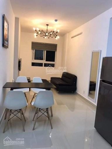 Topaz Home có căn hộ rộng 60m2, mới nhận, 2 PN, cần cho thuê giá 7.8 triệu/tháng, 60m2, 2 phòng ngủ, 2 toilet