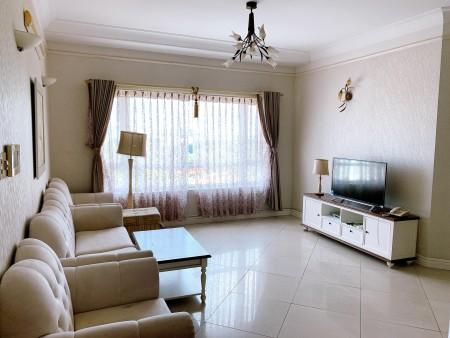 Cho thuê căn hộ cao ốc Phú Nhuận Tower cực rộng 3PN/3WC DT 150m2 full nội thất đẹp 27 Triệu Tel 0942.811.343 Tony, 150m2, 3 phòng ngủ, 3 toilet