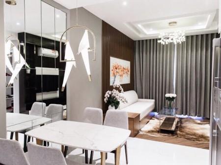 Căn hộ 2PN cho thuê full nội thất CỰC ĐẸP giá chỉ 15 triệu, 55m2, 2 phòng ngủ, 1 toilet