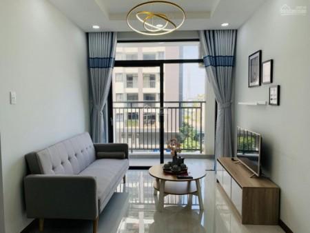 Vừa nhận căn hộ 70m2, chưa sử dụng cần cho thuê giá 6.8 triệu/tháng, 2 PN, cc Him Lam Phú An, 72m2, 2 phòng ngủ, 2 toilet