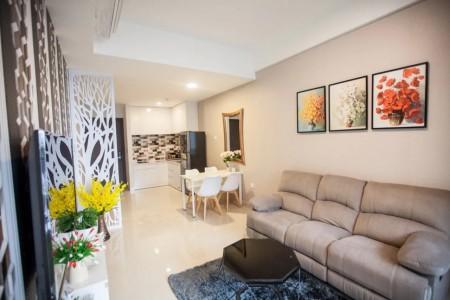 Cho thuê chung cư Botanica Premier 2 phòng ngủ DT 75m2 tiện nghi đẹp 17 Triệu Tel 0942.811.343 Tony (Zalo/viber/phone), 74m2, 2 phòng ngủ, 2 toilet