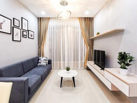 Cho thuê căn hộ 2 phòng ngủ /2WC tiện nghi đẹp tại Golden Mansion Giá tốt 15 Triệu, Tel 0942.811.343 Tony - Xem ngay, 69m2, 2 phòng ngủ, 2 toilet