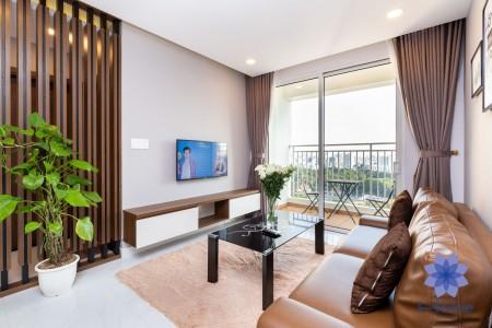 Cho thuê căn hộ The Botanica Phổ Quang 2PN/2WC full tiện nghi tầng cao 20 Triệu Tel 0942.811.343 Tony - đi xem ngay, 75m2, 2 phòng ngủ, 2 toilet