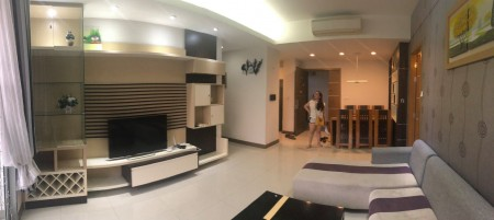 Thuê căn hộ Saigon Airport Plaza 3 phòng ngủ/2WC full tiện nghi 23 Triệu Tel 0942.811.343 Tony đi xem, 122m2, 3 phòng ngủ, 2 toilet