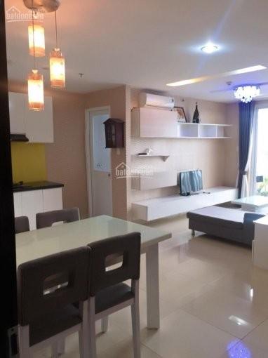 Trống căn hộ 2 PN, có sẵn đồ, còn mới 100%, cc Lucky Palace, dtsd 85m2, giá 13 triệu/tháng, 85m2, 2 phòng ngủ, 2 toilet