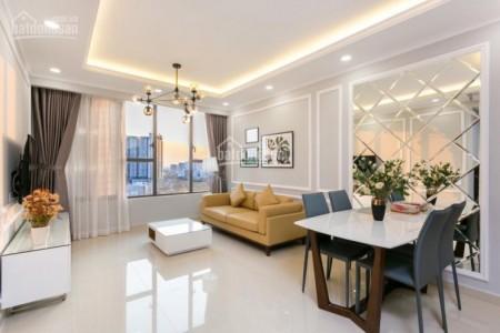 River Gate có căn hộ rộng 76m2, cần cho thuê giá 20 triệu/tháng, 2 PN, đầy đủ nội thất, 76m2, 2 phòng ngủ, 2 toilet