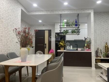 Trống căn hộ Xi Grand Court cần cho thuê giá 20 triệu/tháng, dtsd 80m2, 2 PN, 80m2, 2 phòng ngủ, 2 toilet