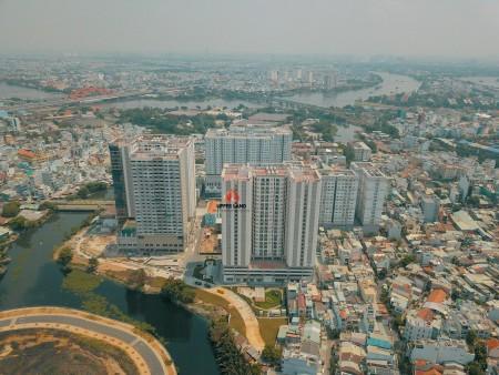 Căn 2PN giá 12tr - 3PN giá 14tr chung cư Richmond, Bình Thạnh. LH 0906699824, 66m2, 2 phòng ngủ, 2 toilet