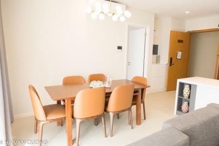 Cho thuê căn hộ cao cấp Palm Heights, Tower 3, 2Pn,2wc, full nội thất. Giá 18 tr/th. LH:070.3966.021, 85m2, 2 phòng ngủ, 2 toilet