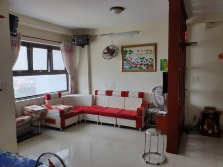 Cho thuê 02 phòng ngủ chung cư Tân Mai quận Bình Tân, 65m2, 2 phòng ngủ, 1 toilet