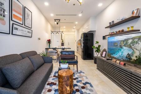 Cho thuê CHCC Thảo Điền Pearl, Quận 2, nội thất cao cấp, giá tốt nhất thị trường 21 triệu/tháng. LH:070.3966.021, 105m2, 2 phòng ngủ, 2 toilet