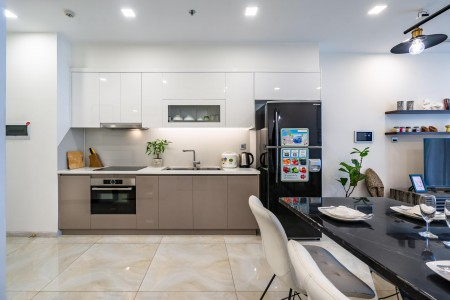 Cho thuê căn hộ Thảo Điền Pearl, Q.2, 115m2, nội thất đẹp, 2PN ,giá cho thuê 22tr/th LH;070.3966.021, 115m2, 2 phòng ngủ, 2 toilet