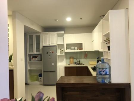 Cho thuê căn hộ centana thủ thiêm, giá chỉ 8.5tr LH:070.3966.021, 46m2, 1 phòng ngủ, 1 toilet
