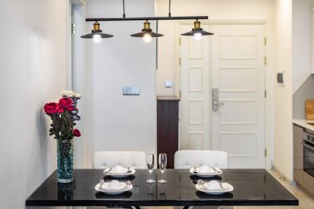 Chung cư cao cấp Quận 2 cần cho thuê căn hộ rộng 90m2, 2 PN, Estella Heights, giá 23 triệu/tháng LH:070.3966.0212, 90m2, 2 phòng ngủ, 2 toilet
