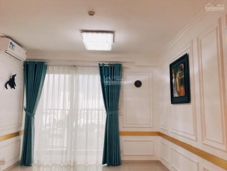 Có căn hộ trống sẵn nội thất, dtsd 50.6m2, 1 PN, tầng 8 cc Vista Verde, giá 9,7 triệu/tháng, 506m2, 1 phòng ngủ, 1 toilet