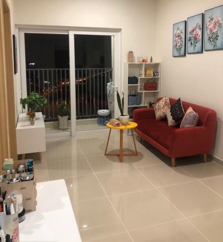 Cho thuê chung cư An Gia Star 2 phòng ngủ block C có nội thất, 50m2, 2 phòng ngủ, 1 toilet