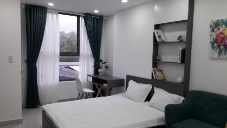 Căn studio cho thuê giá chỉ 10 triệu/tháng khu vực sân bay, 32m2, 1 phòng ngủ, 1 toilet