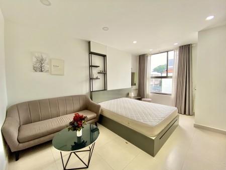 Căn studio cho thuê giá chỉ 11 triệu full nội thất nhã nhặn, 32m2, 1 phòng ngủ, 1 toilet