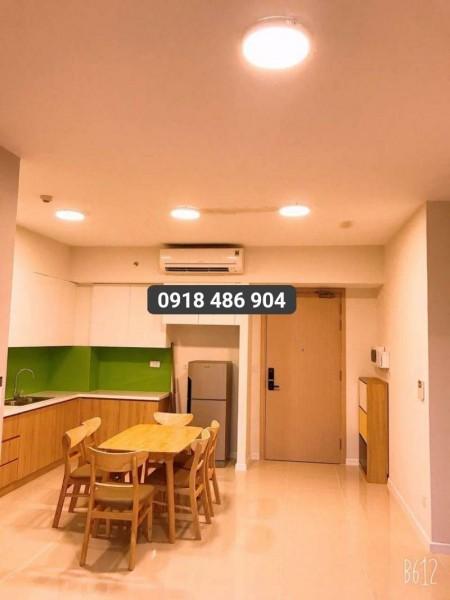 Chủ nhà cho thuê căn hộ Palm Heights, 2 PN, 80m2, full nội thất, Giá 15tr/bao phí. O9I886O3O4, 80m2, 2 phòng ngủ, 2 toilet