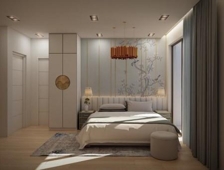 Cho thuê căn hộ mới 100% cc D-Homme rộng 89.95m2, 3 PN, giá 24 triệu/tháng, 8.995m2, 3 phòng ngủ, 2 toilet