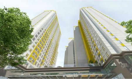 Cần Cho thuê gấp Căn Hộ Carina Plaza Quận 8, Dt: 86 m2, 2PN, Nhà mới đẹp, giá: 6.5 tr/th, 86m2, ,
