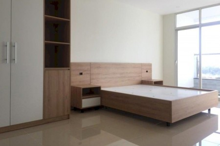 Cho thuê căn hộ Petroland Mark., 150m2, 3pn có máy lạnh, giường tủ. Giá 12 triệu/th. O9I886O3O4, 150m2, 3 phòng ngủ, 2 toilet
