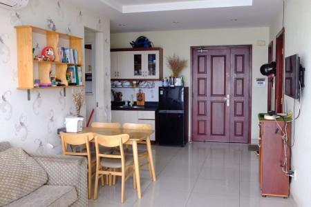 Cho thuê căn hộ cao ốc Thịnh Vượng - dt 57 m2 , 2Pn, có NT. O9I886O3O4, 56m2, 2 phòng ngủ, 1 toilet