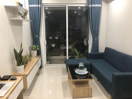 Chủ cho thuê căn hộ 2 PN, 1 WC, dtsd 65m2, tầng cao, giá 14 triệu/tháng, cc The Gold View, 65m2, 2 phòng ngủ, 1 toilet