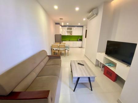 Cho thuê căn hộ 1 phòng ngủ có ngăn phòng giá 13 triệu khu sân bay, 52m2, 1 phòng ngủ, 1 toilet