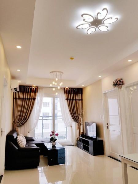 Cho thuê căn hộ Florita 3Pn giá chỉ 17 triệu/tháng, nội thất đầy đủ. Liên hệ 0915568538, 78m2, 3 phòng ngủ, 2 toilet