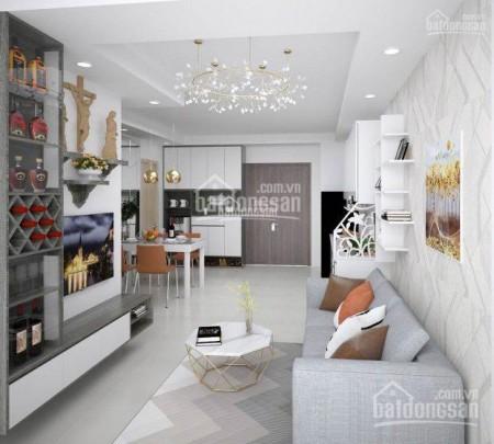 Có căn hộ rộng 55m2, cc Xi Grand Court cần cho thuê giá 10 triệu/tháng, 55m2, 1 phòng ngủ, 1 toilet