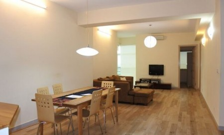 Cho thuê căn hộ Home City Trung Kính – Căn 17V3, DT 72m2, 2PN, đủ đồ, 11tr – 0902272077, 72m2, 2 phòng ngủ, 2 toilet