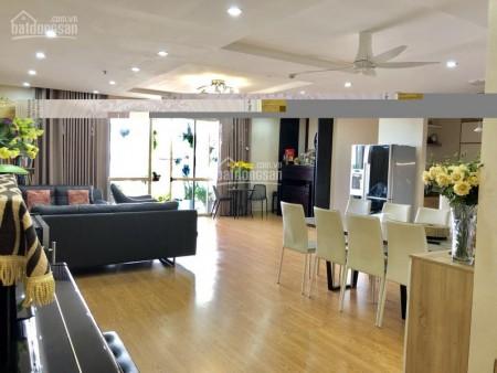 Cho thuê căn hộ A1 N09 - Hà Đô Park View – CV Cầu Giấy: 103m2, 2PN, đủ đồ, 12tr – 0902272077, 103m2, 3 phòng ngủ, 2 toilet