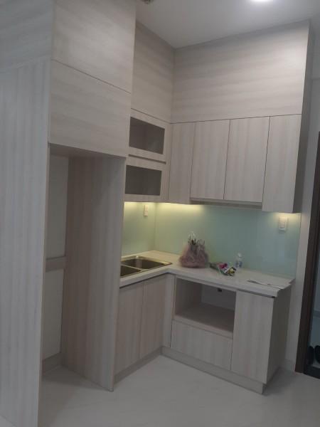 Cho thuê căn 2PN nhà trống giá 7tr bao phí tầng 20 view biệt thự lucasta, 70m2, 2 phòng ngủ, 2 toilet