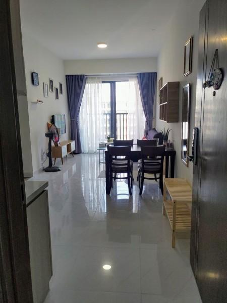 Chủ nhà cần cho thuê căn 1PN 7tr full nội thất như hình view hồ bơi đông nam tầng cao, 49m2, 1 phòng ngủ, 1 toilet