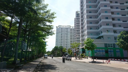 Cho thuê chung cư Thái Sơn 02 phòng ngủ quận Bình Tân, 50m2, 2 phòng ngủ, 1 toilet