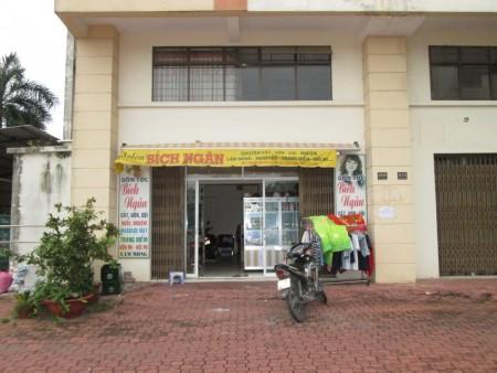 Cho thuê tầng trệt chung cư An Hòa 3 khu Nam Long, 76m2, 3 phòng ngủ, 1 toilet