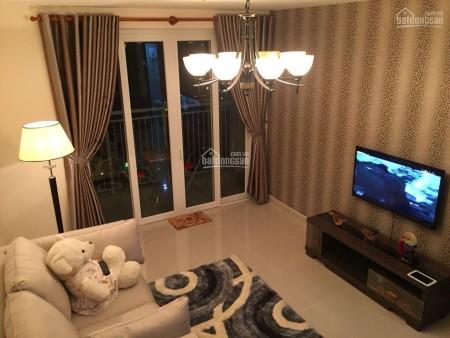 Cho thuê căn hộ An Phú Apartment mới 100%, tầng cao, view toàn Quận 6 cần cho thuê giá 9 triệu/tháng, dtsd 81m2, 81m2, 2 phòng ngủ, 2 toilet