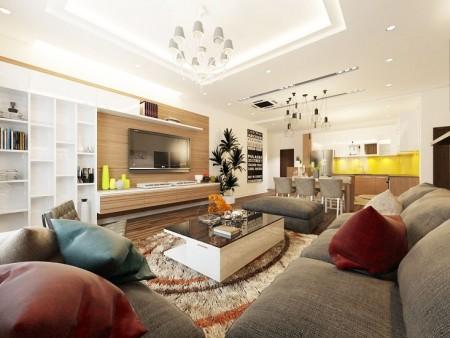 Cho thuê căn hộ 19.S22 tòa Nam Chelsea Park Trung Kính: 129m2, 3PN, đủ đồ, 12tr (MTG) - 0902272077, 129m2, 3 phòng ngủ, 2 toilet