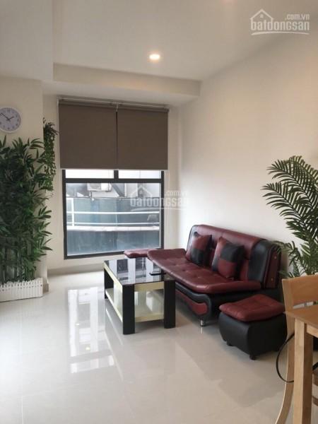 Có căn hộ rộng 32m2, dạng Officetel thoáng mát, cc Saigon Royal, giá 11 triệu/tháng, 32m2, 1 phòng ngủ, 1 toilet