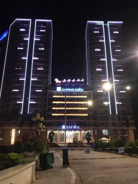 cho thuê căn 2pn+2wc safira khang điền quận 9 view đẹp ,thoáng mát giá tốt, liên hệ :0906895794, 68m2, 2 phòng ngủ, 2 toilet