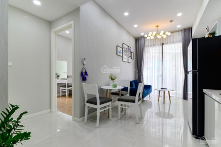 Chủ cần cho thuê căn hộ rộng 52m2, 1 PN, đủ đồ dùng, giá 13 triệu/tháng, cc Masteri An Phú, 52m2, 2 phòng ngủ, 2 toilet