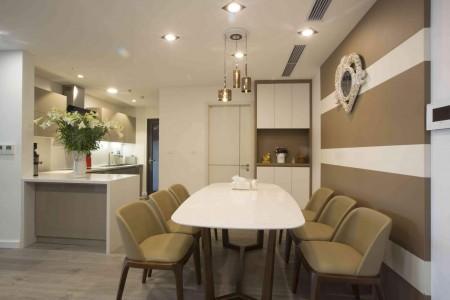 Cho thuê căn hộ 2108 - 34T Hoàng Đạo Thúy, Trung Hòa: 146m2, 3PN, 2VS, đủ đồ, 12tr (MTG) 0902272077, 151m2, 3 phòng ngủ, 3 toilet