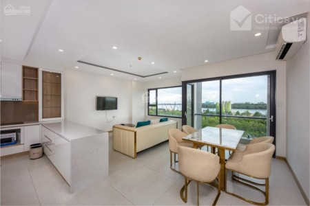 Căn hộ cho thuê 3PN, 2WC tại New City Quận 2 đầy đủ tiện ích, Full nội thất mới đẹp xinh lung linh., 104m2, 3 phòng ngủ, 2 toilet