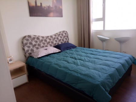 Cho thuê 1 phòng ngủ đủ nội thất 8 triệu The Park Residence - 0909220855, 52m2, 1 phòng ngủ, 1 toilet