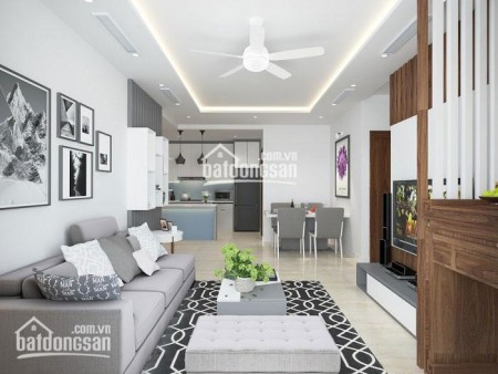 Trống căn hộ rộng 60m2, 2 PN, còn mới, giá 13.5 triệu/tháng, đc Witon Tower Bình Thạnh, 60m2, 2 phòng ngủ, 2 toilet