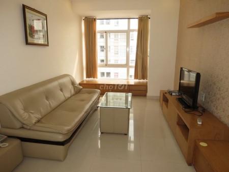 Căn hộ 2 phòng ngủ, 2 nhà vệ sinh căn góc, đã full nội thất, diện tích 71.52m2 giá cho thuê 14 triệu/tháng, 7.152m2, 2 phòng ngủ, 2 toilet